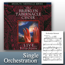 We Come Rejoicing (Orchestration)