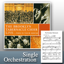Jesus I Love You (Orchestration)