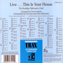 This Is Your House (Split Track CD)