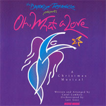 Oh What A Love (Audio CD)