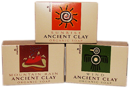 Clay Soap Package