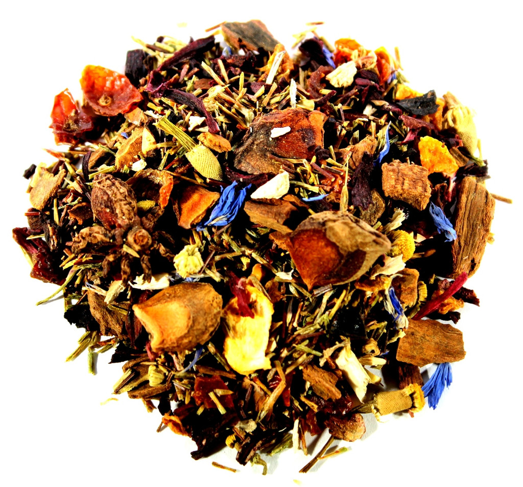 Spiced Pear loose leaf tea