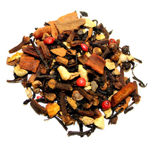 Spicy Cinnamon loose leaf tea