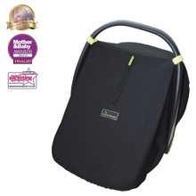 SnoozeShade for Infant Car Seats - BlackSnoozeShade for Infant Car Seats - Black