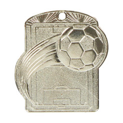 Football Pitch Medal (55mm) - 5.5cm - MD054S