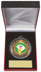 50mm Medal in Presentation Box - TW18-127-189C
