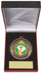50mm Medal in Presentation Box - TW18-127-189B