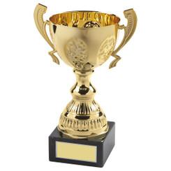 Gold Trophy Cup - 22cm - 556E