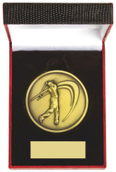 60mm Coin in Presentation Case for Men's Golf - TW18-172-317A