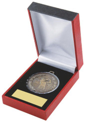Luxury Presentation Case for 50mm Medals - TW18-169-PB147