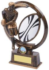 """Basketball Award - TW18-082-586ZAP - 10cm (4"""")"""