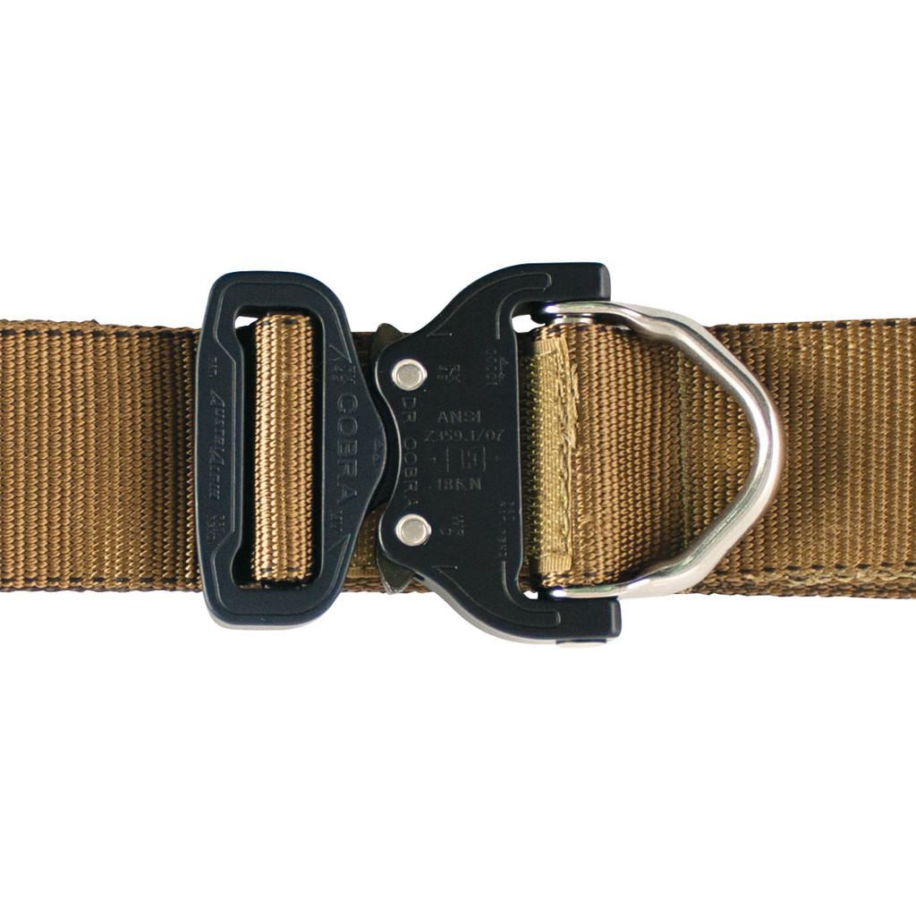 Hurst Master - Coyote Buckle Detail