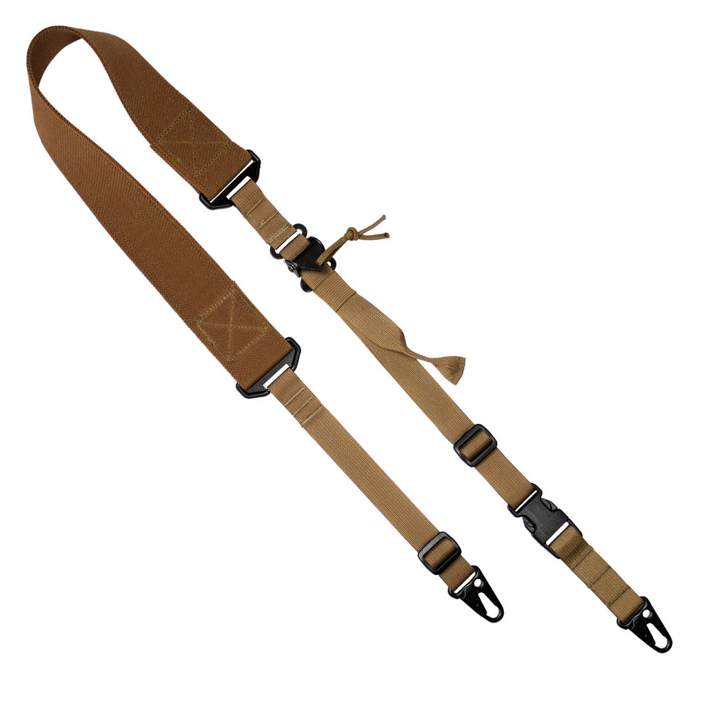 D1: 2-to-1 Point Rapid Fit Sling - Coyote