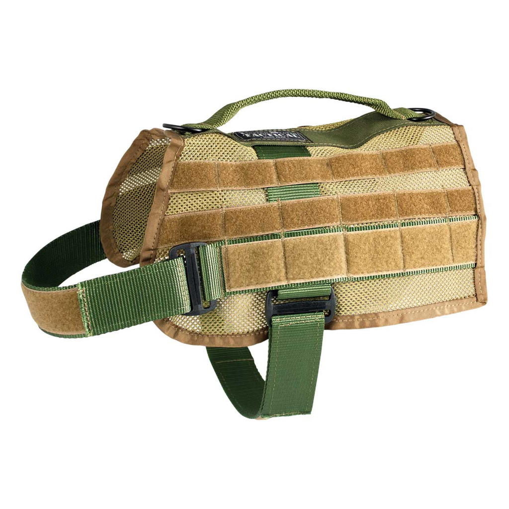 UST-KPV00203 - Coyote and Olive Drab