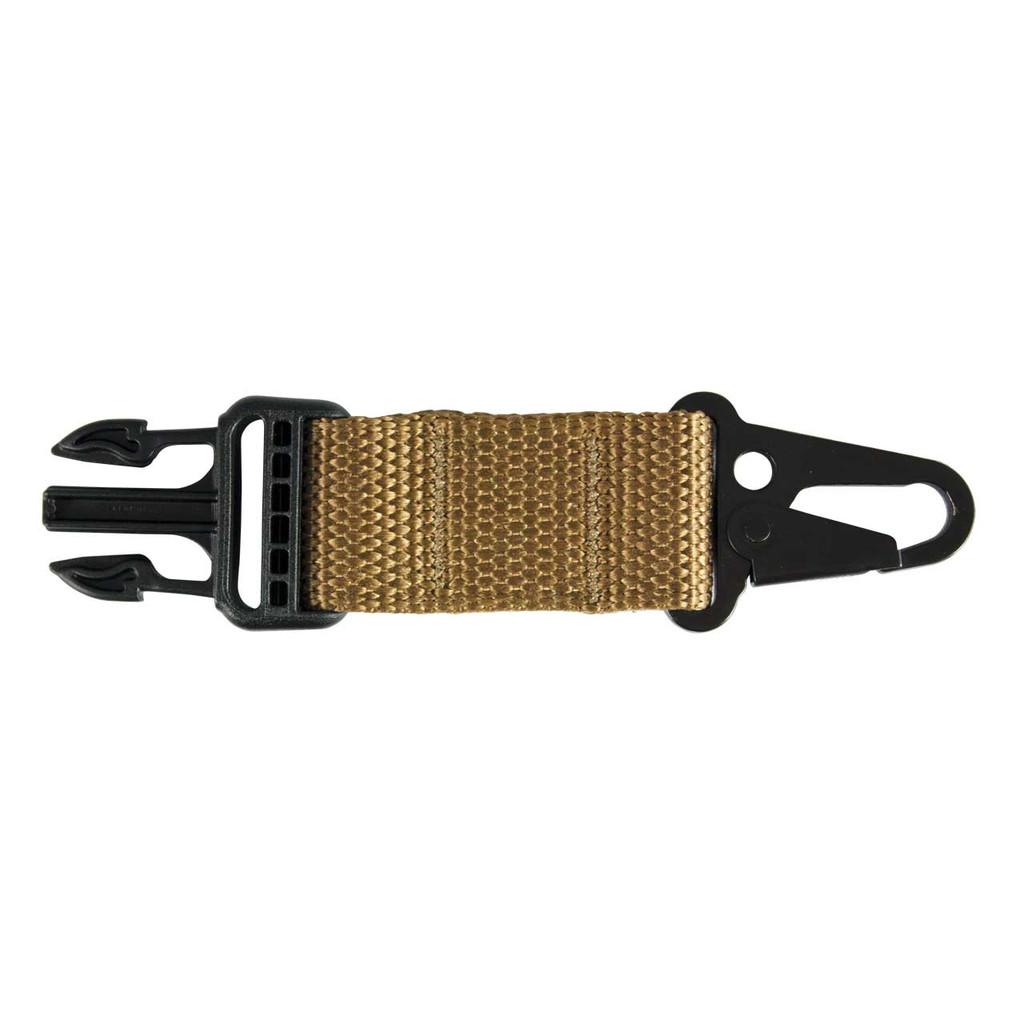 Sling Adapter - HK Hook - Coyote