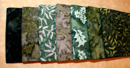 "AAAQuilter's Supply ""Forest Adventure"" Fat Quarter Bundle"