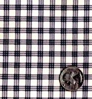 "Blue Hill Fabrics ""Vintage Shirtings"" Plaid"