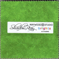 "Maywood Studios ""Shadow Play Brights"" Charm Pack"