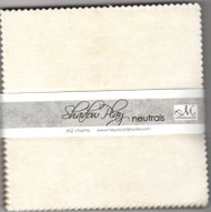 "Maywood Studios ""Shadow Play Neutrals"" Charm Pack"