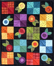 Woolies Flannel--A 'Charming' Little Quilt Kit