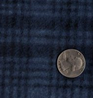 "Maywood Studios ""Woolies Flannel"" Large Plaid Blue"