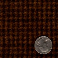 "Maywood Studios ""Woolies Flannel"" Houndstooth Darkest Brown"