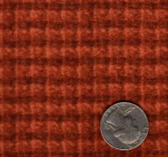 "Maywood Studios ""Woolies Flannel"" Plaid Orange"