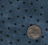"Maywood Studios ""Woolies Flannel"" Dot Blue"