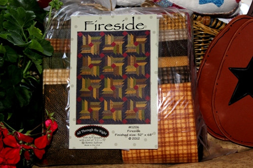 Maywood Studios Quot Fireside Woolies Flannel Quot Quilt Kit