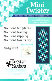 """Mini Twister"" Pinwheel Ruler"
