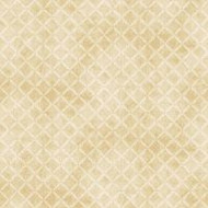 "Fresh Water Designs ""A Quilter's Garden"" Cream Diamond"
