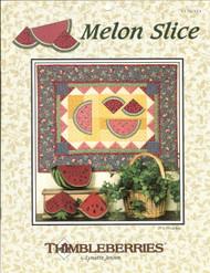 """""""Melon Slice"""" Pattern"""