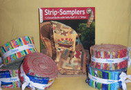 """Strip-Samplers"" Quilt Book"