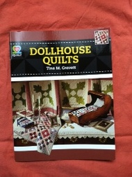 """Dollhouse Quilts"" Book"