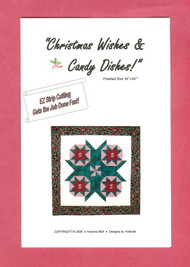 """Christmas Wishes & Candy Dishes!"" Pattern"