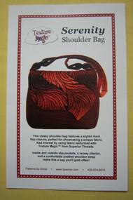 """""""Serenity"""" Shoulder Bag Pattern"""
