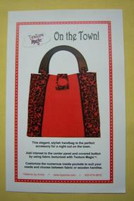 """On the Town"" Handbag Pattern"