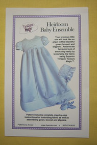 """Heirloom Baby Ensemble"" Pattern"