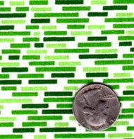 "Springs Industries ""Brick"" Green"