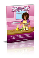 DIY Natural Hair Recipe eBook