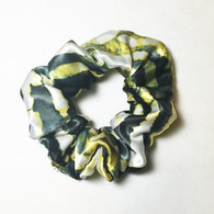 Untamed Satin Scrunchie