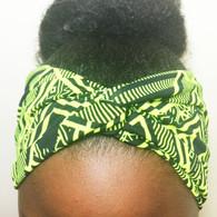 Laser Tag Turban Headband
