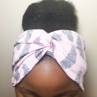 Dream Catcher Turban Headband
