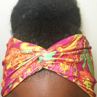 Tropical Breezer Turban Headband