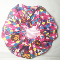 Dora the Explorer Satin Bonnet