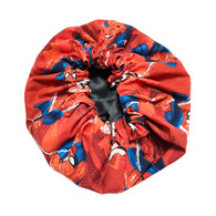 Spiderman Satin Sleep Cap
