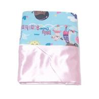 Doc McStuffins Sunshine Satin Pillowcase