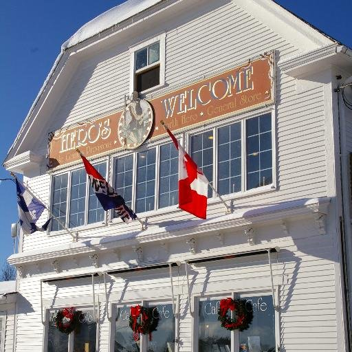 Hero's Welcome Vermont General Store