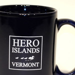Hero Islands Coffee Mug