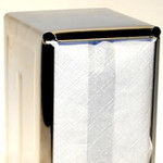 Diner Stainless Napkin Holder w/250 napkins